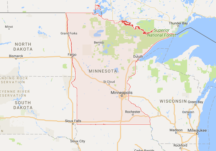 State Of Minnesota