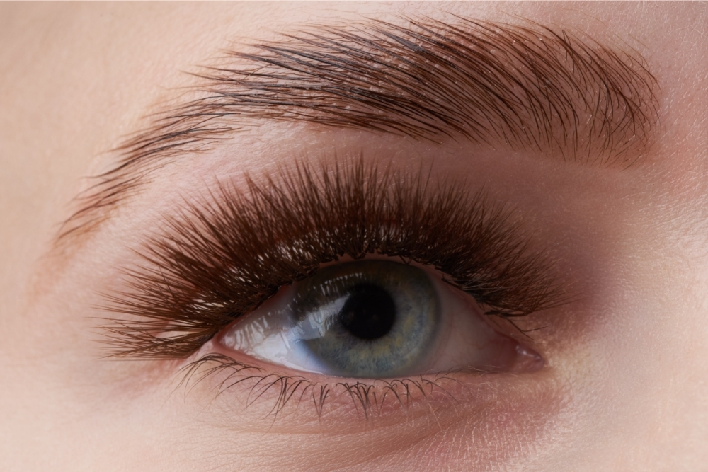What is eyebrow lamination