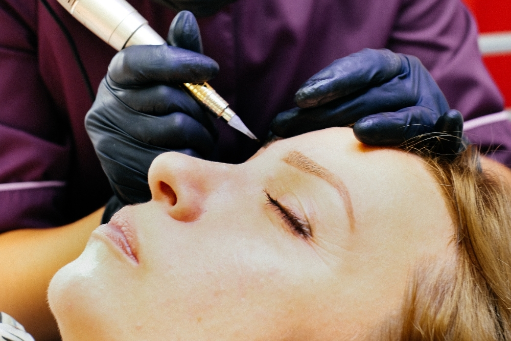 Is powder brows better than microblading
