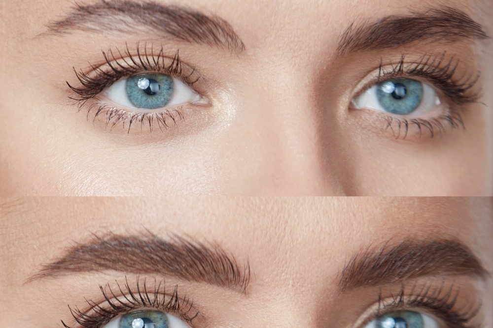 Why are my eyebrows so dark after Microblading