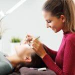 How much to tip eyelash artist